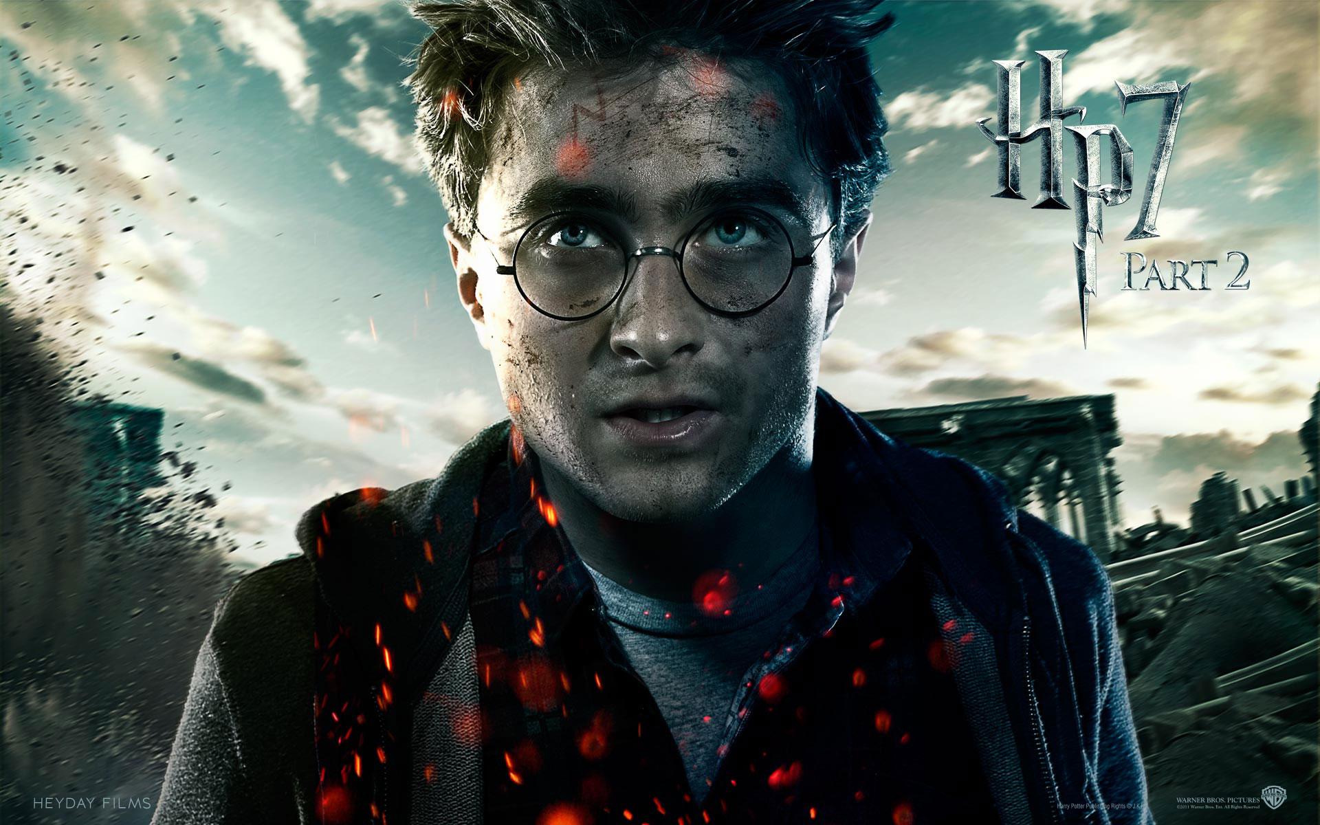 فيلم Harry Potter & The Deathly Hallows 2 (2011)